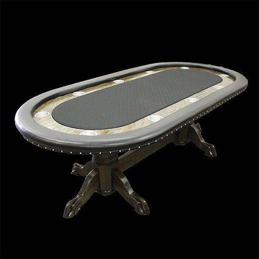 """Ace"" Poker Table $895 - Bradley Poker Tables"