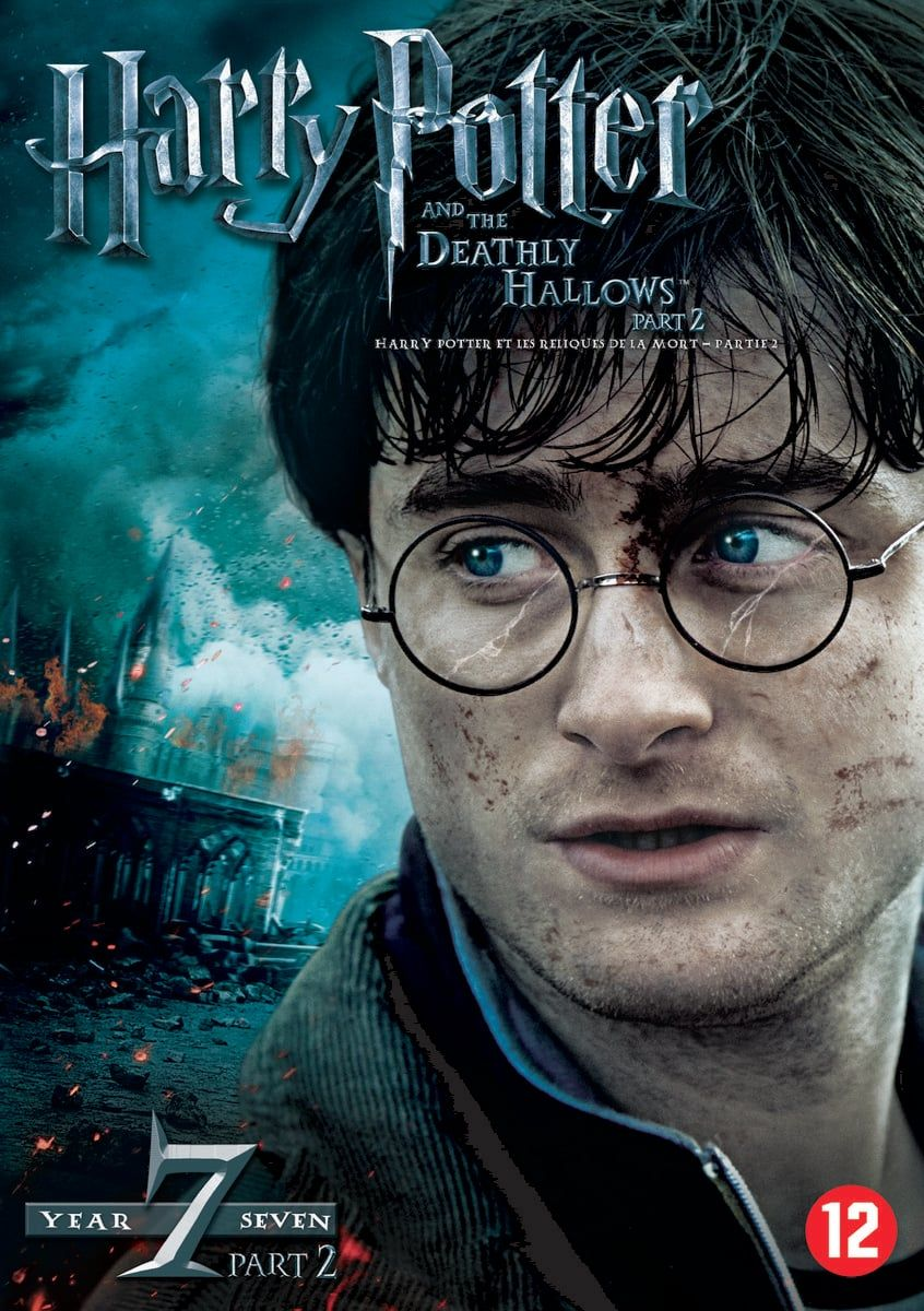 Harry Potter And The Deathly Hallows Part 2 P E L I C U L A