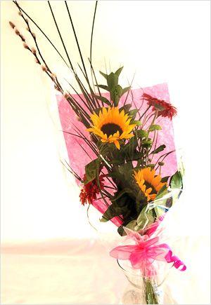 presentation bouquet pictures -