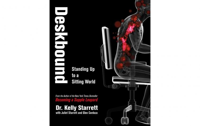 Sitting is the new smoking. Learn how your office chair could be hazardous to your health in the latest book by Kelly Starrett