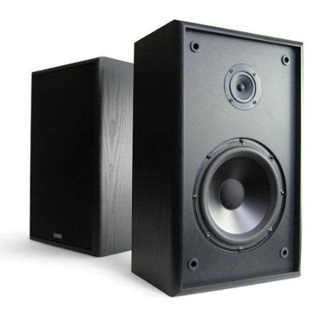 Refurbished Bookshelf Speaker Model Six By Cambridge Soundworks 11999 SoundWorks Priced And Sold In A Pair