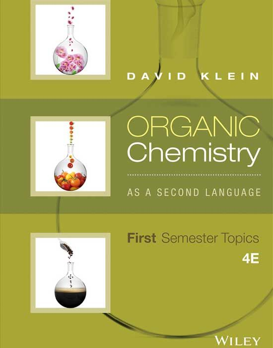 Organic chemistry as a second language first semester topics 4th organic chemistry as a second language first semester topics 4th edition by david fandeluxe