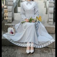 فساتين دانتيل فخمة وراقية جديدة 2018 تسوقي الآن ازياء فساتين دانتيل للبيع من متجر ازياء مول اجمل واحدث ازياء موضة ال Modest Dresses Lace Dress Veil Dress