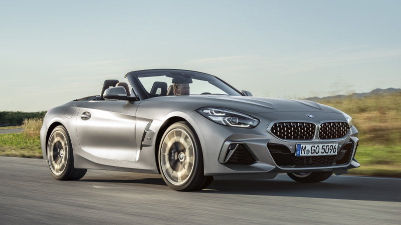 2020 Bmw Z4 Road Test Review Affordable Sports Cars Bmw Z4 Roadster Car