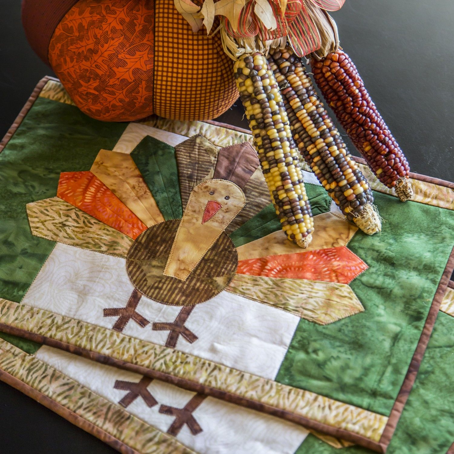 Free turkey placemats sewing quilting pattern sew pattern lets talk turkey placemats free quilting sewing pattern download jeuxipadfo Gallery