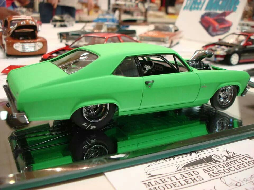 Discover Ideas About Model Cars Kits Nice Nova
