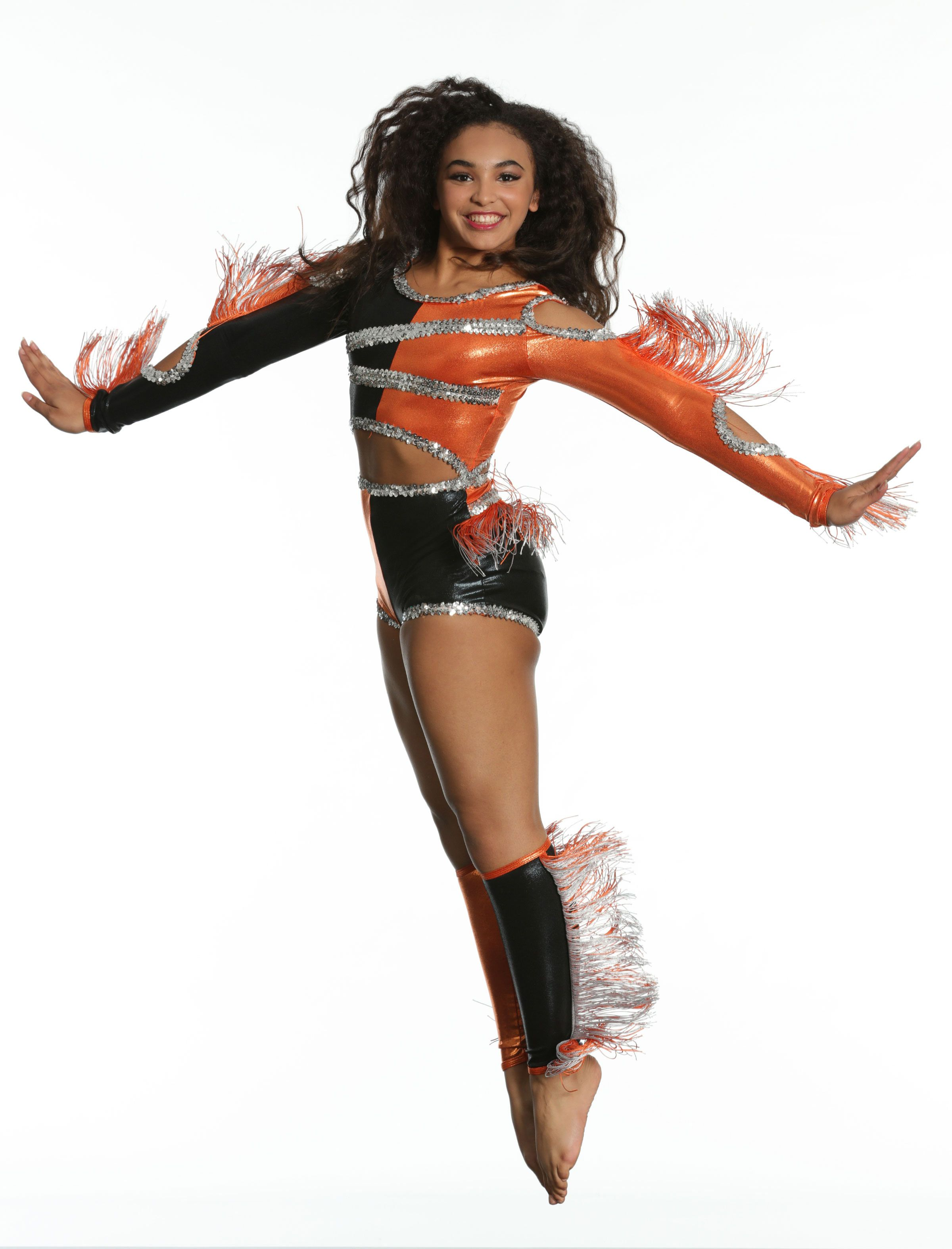 Dance Majorette Cheer Colorguard Twirler Dancewear Costumes New Designs Call Today Custom Made In Your Col Majorette Outfits Color Guard Girl Costumes