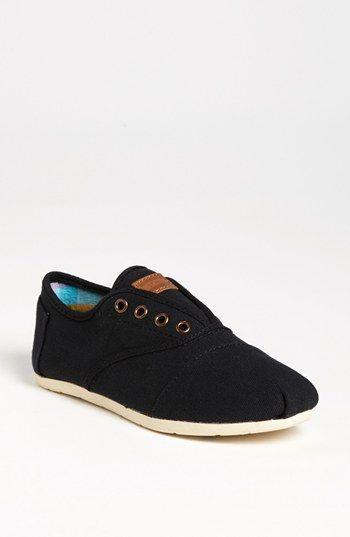 Zapatos blancos con cordones Toms para hombre 1BCc0e8M