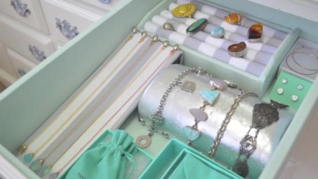 How DIY the Jewelry Organizer and Display Holder?, #Display #diy #Holder #J …