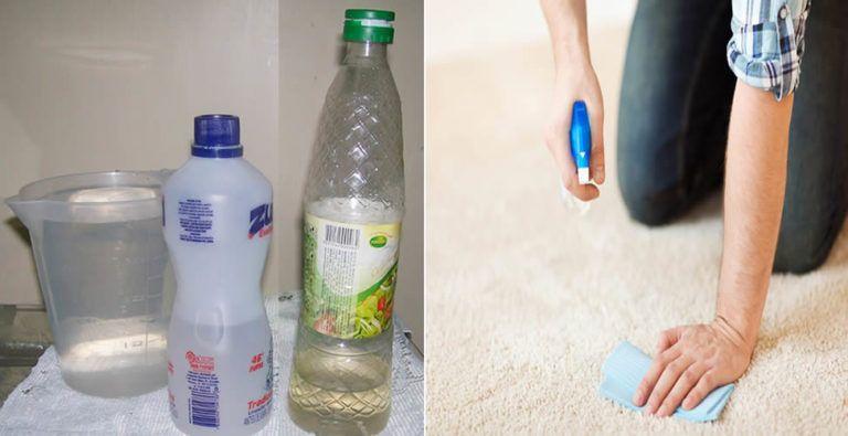 Como Eliminar El Mal Olor De La Alfombra Pin En Limpieza