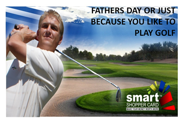 FABULOUS FATHERS DAY GIFT 3 ROUNDS OF GOLF (1 EACH @ FOOTHILLS GOLF CLUB, CLUB WEST AND THE DUKE) A SPORT MASSAGE AND A 30 MINUTE LESSON AND 1 ART TREATMENT - ALL JUST $18 - monsoondeals.com