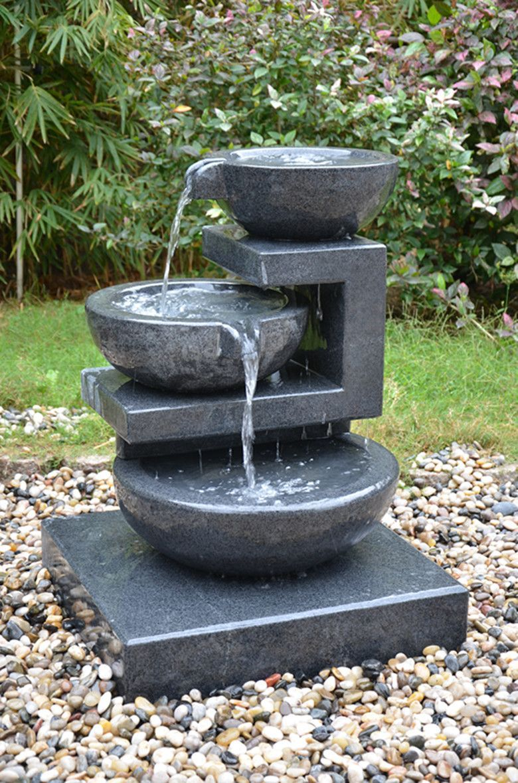 Water Fountain Vacco Water Fountain Springbrunnen Wasserspiel Garten Wasserelemente Im Freien Modern outdoor water fountain canada