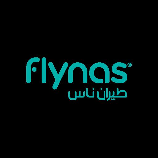 Download Flynas طيران ناس Brand Logo In Eps Ai Vector Format Seeklogo Vector Logo Logos Airline Logo