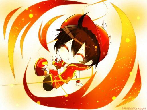 Boboiboy Boboiboy Fire Boboiboy Api Anime T