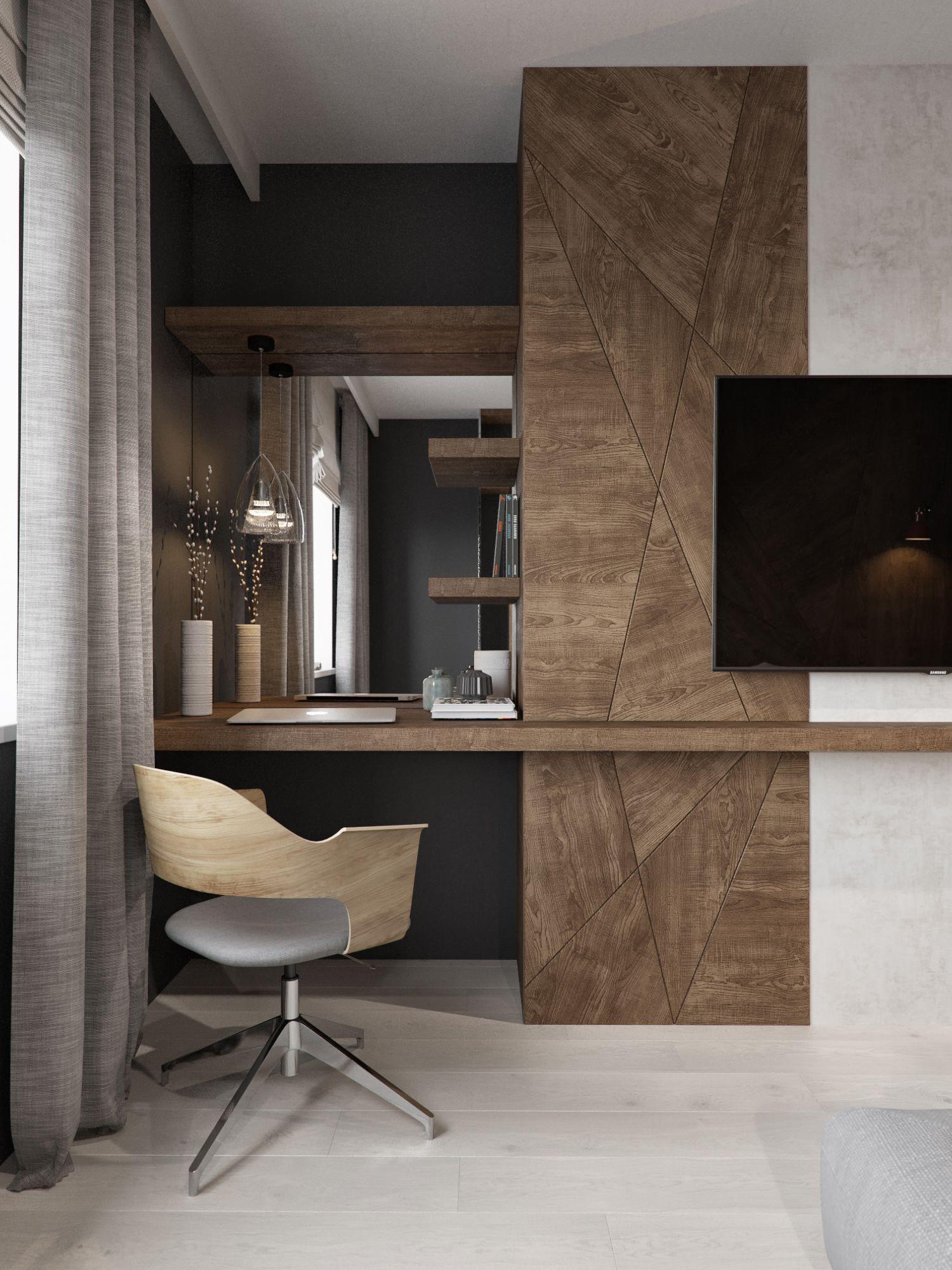Maia Modern Bedroom Set: New Project Visualisation Of Alexandra PendrakovskayaSoft