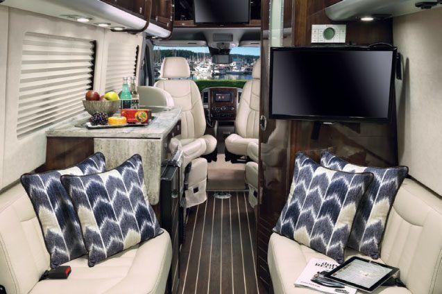 Gypsy Interior Design Dress My Wagon Airstream Announces Interstate