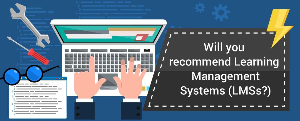 Will You Recommend Learning Management Systems With Images