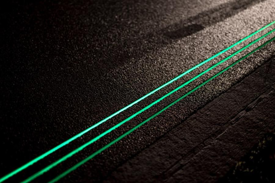 First glow-in-the-dark Smart Highway opens in the Netherlands. Of course it did.