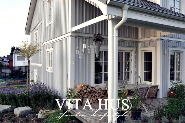 Pin von helena auf garten und anbau - Skandinavisches gartenhaus ...