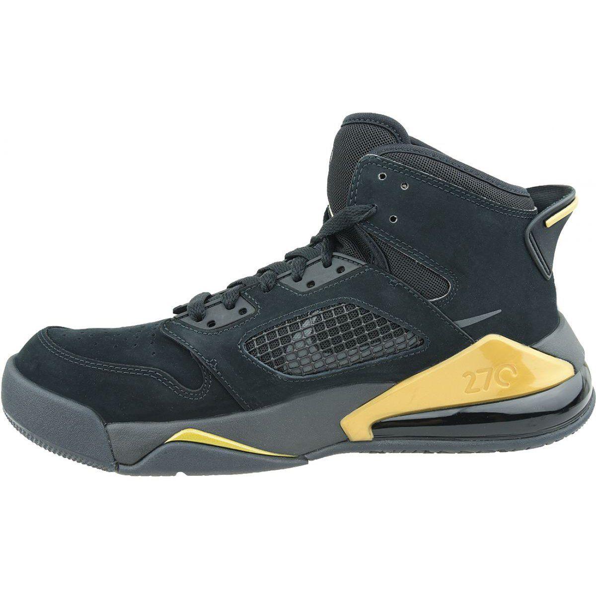 Buty Nike Jordan Air Mars 270 M Cd7070 007 Czarne Nike Jordan Nike Puma Fierce Sneaker