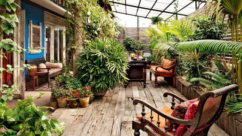 indian designer sabyasachi mukherjee's breathtaking home
