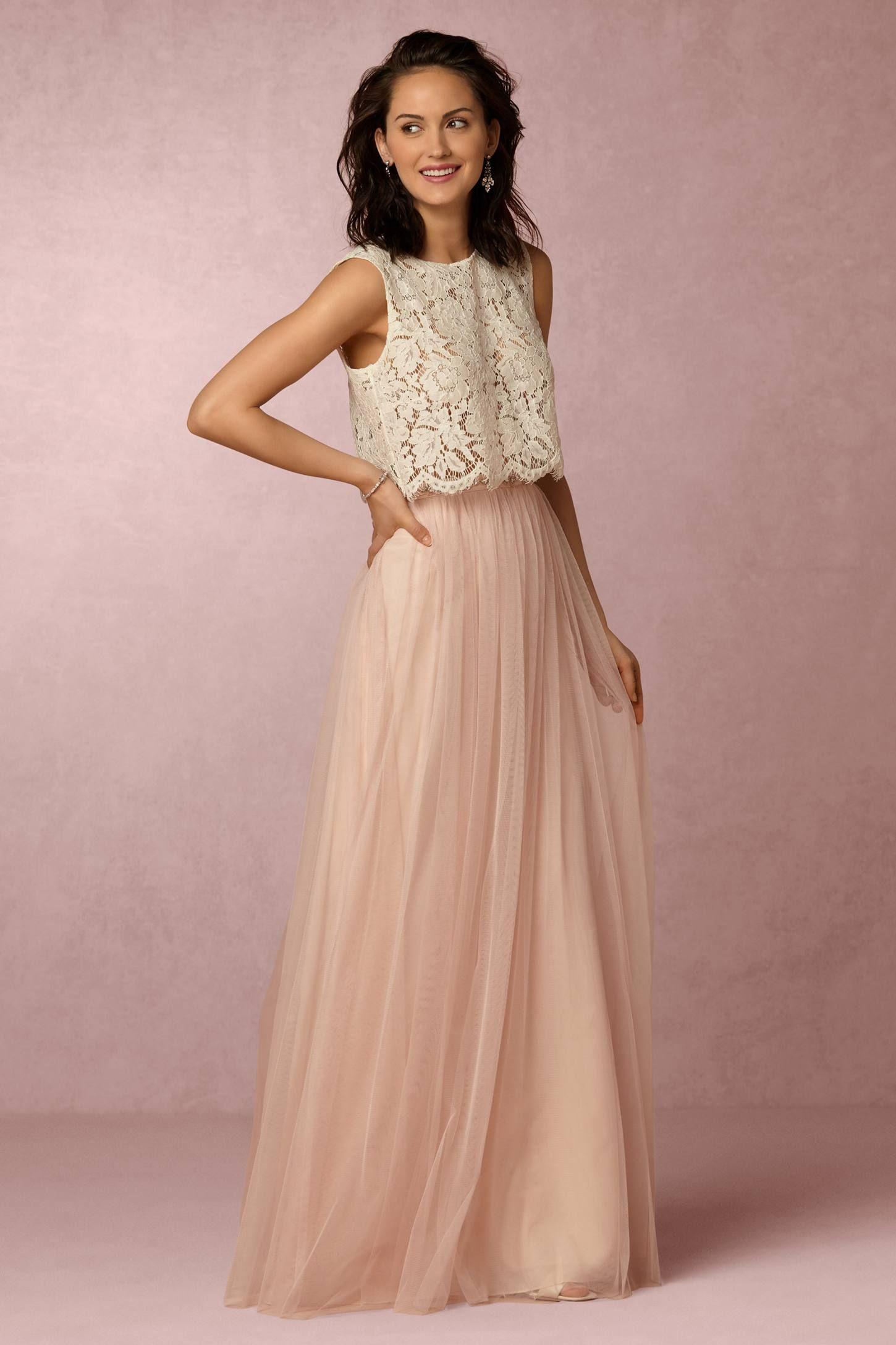 Louise tulle skirt in mode pinterest bridesmaid dresses