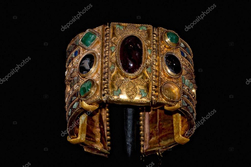 .Anillo antiguo oro etrusco romano joyas colgante