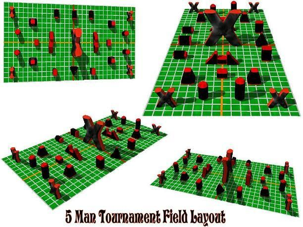 Image Detail For Team Paintball Fields The Kickn