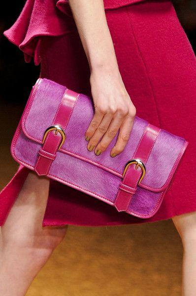 Laura Biagiotti at Milan Fashion Week Fall 2012
