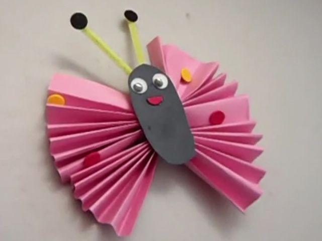 Manualidades para ni os de preescolar con papel crepe for Manualidades con papel crepe