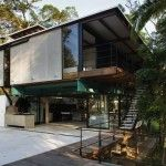 Summer house in forest area Sao Paulo