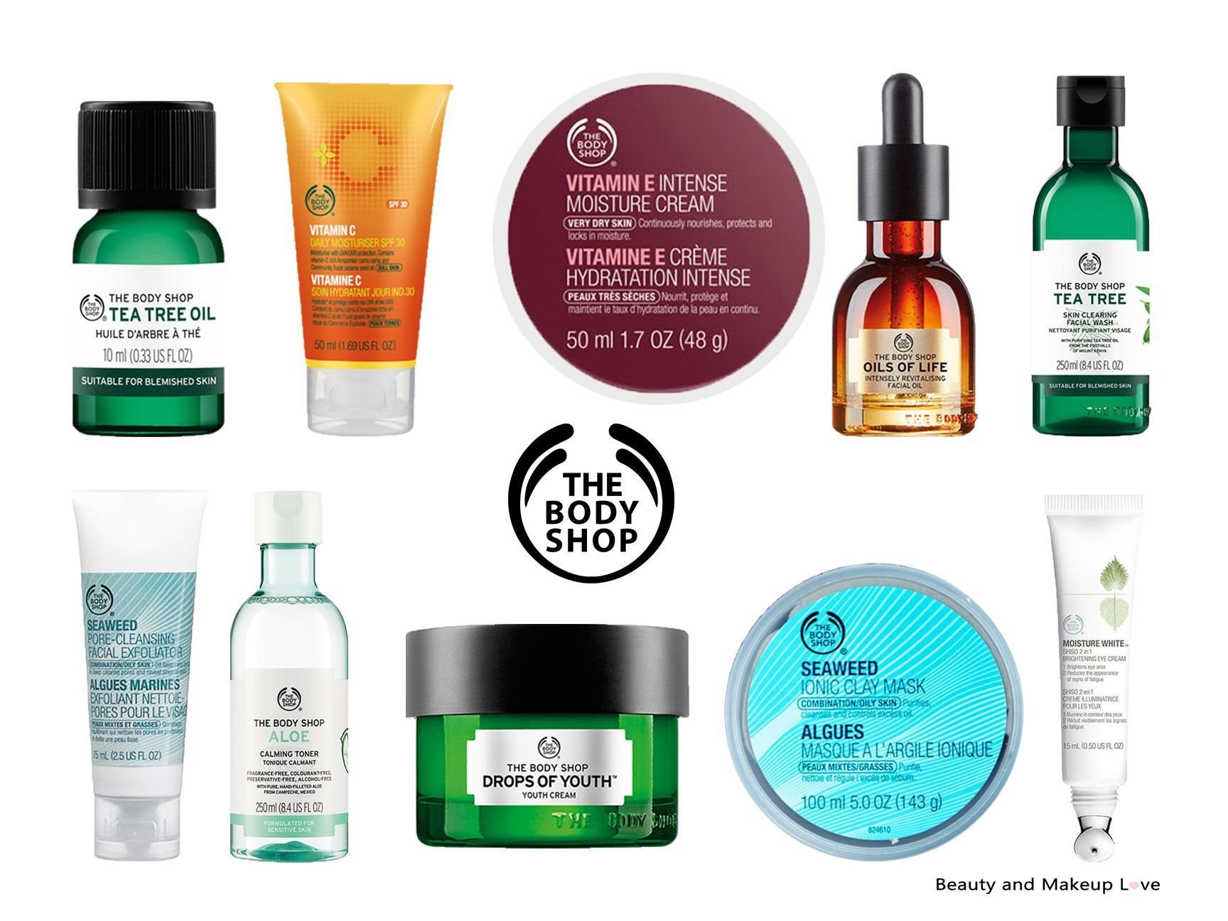 3bf0dbbd1334 Best The Body Shop Skin Care Products #OrganicSkinCareRecipes ...