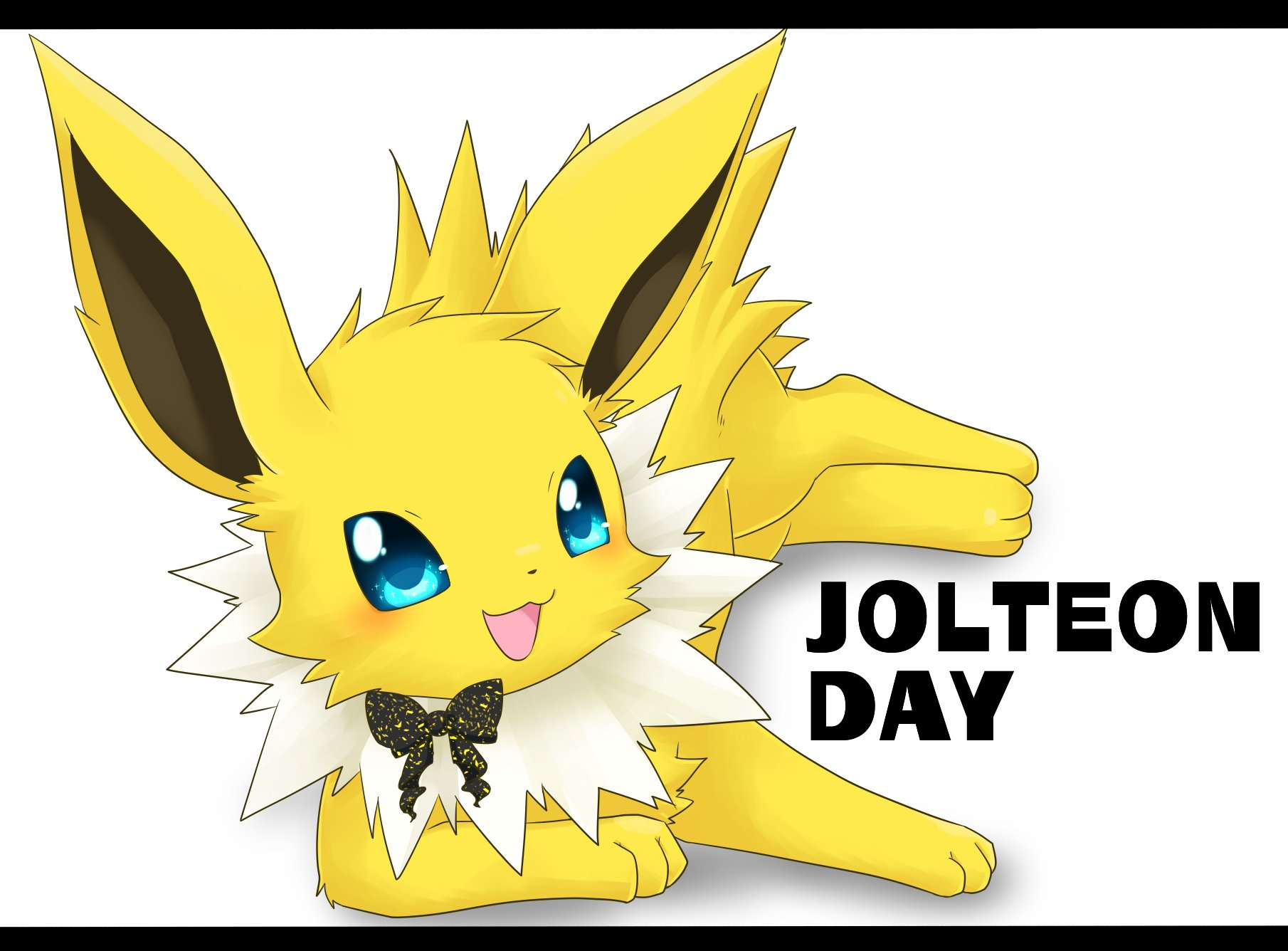 Jolteon (With images) Pokemon manga, Pokemon eevee, Dog