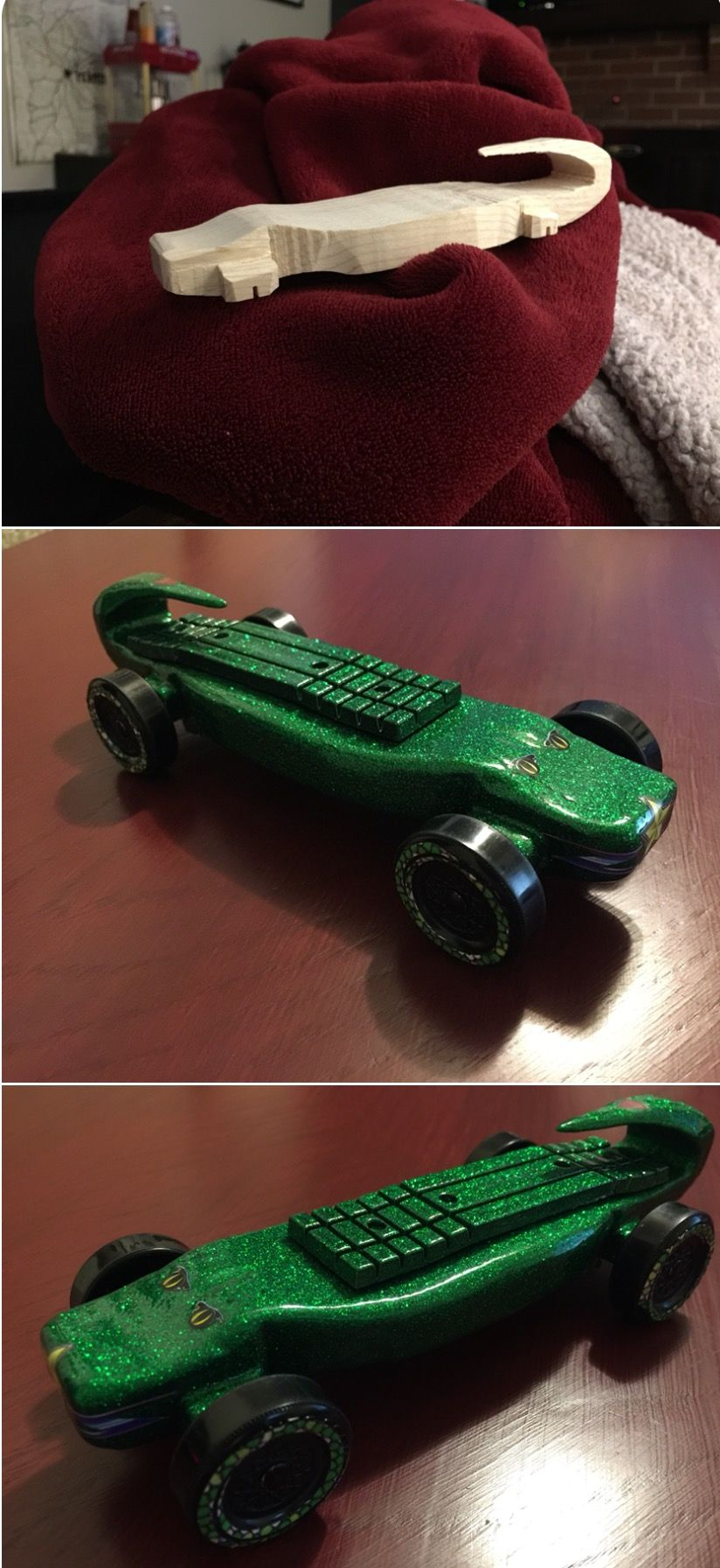 Crocodile pinewood derby car | pinewood derby | Pinterest