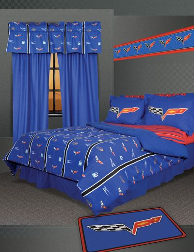 Corvette bedding set repinned @OzeHols - Holiday Accommodation ...