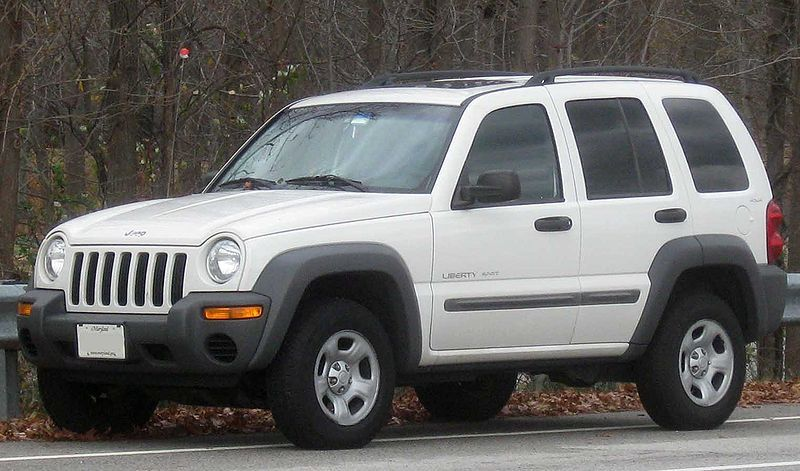 jeep liberty 37l sport concept car autom vil concepto. Black Bedroom Furniture Sets. Home Design Ideas