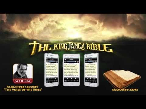 Alexander Scourby Reading The King James Version Of The Bible Pins