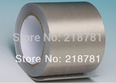 26.69$  Watch now - http://ai1lo.worlditems.win/all/product.php?id=1826793901 - 1x 65mm* 20M Single Sided Adhesive Electrically Conductive Adhesive Transfer Tape, EMI shielding tape