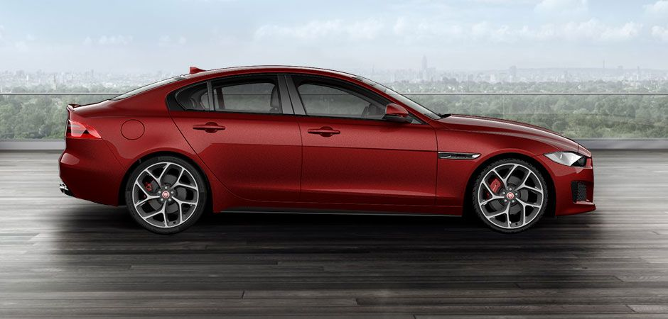 The 2017 Jaguar XE - Premium Compact Sports Sedan | Jaguar ...