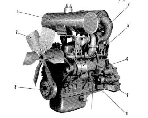 Yanmar Marine Diesel Engine 1GM10 2GM20 3GM30 3HM35 2GM20F