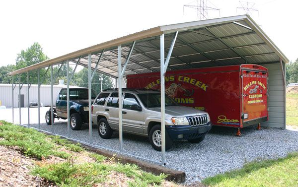 custom carports are more popular than ever and can allow those of us with an eye for design to add a bit of creativity to our driveways and our homes