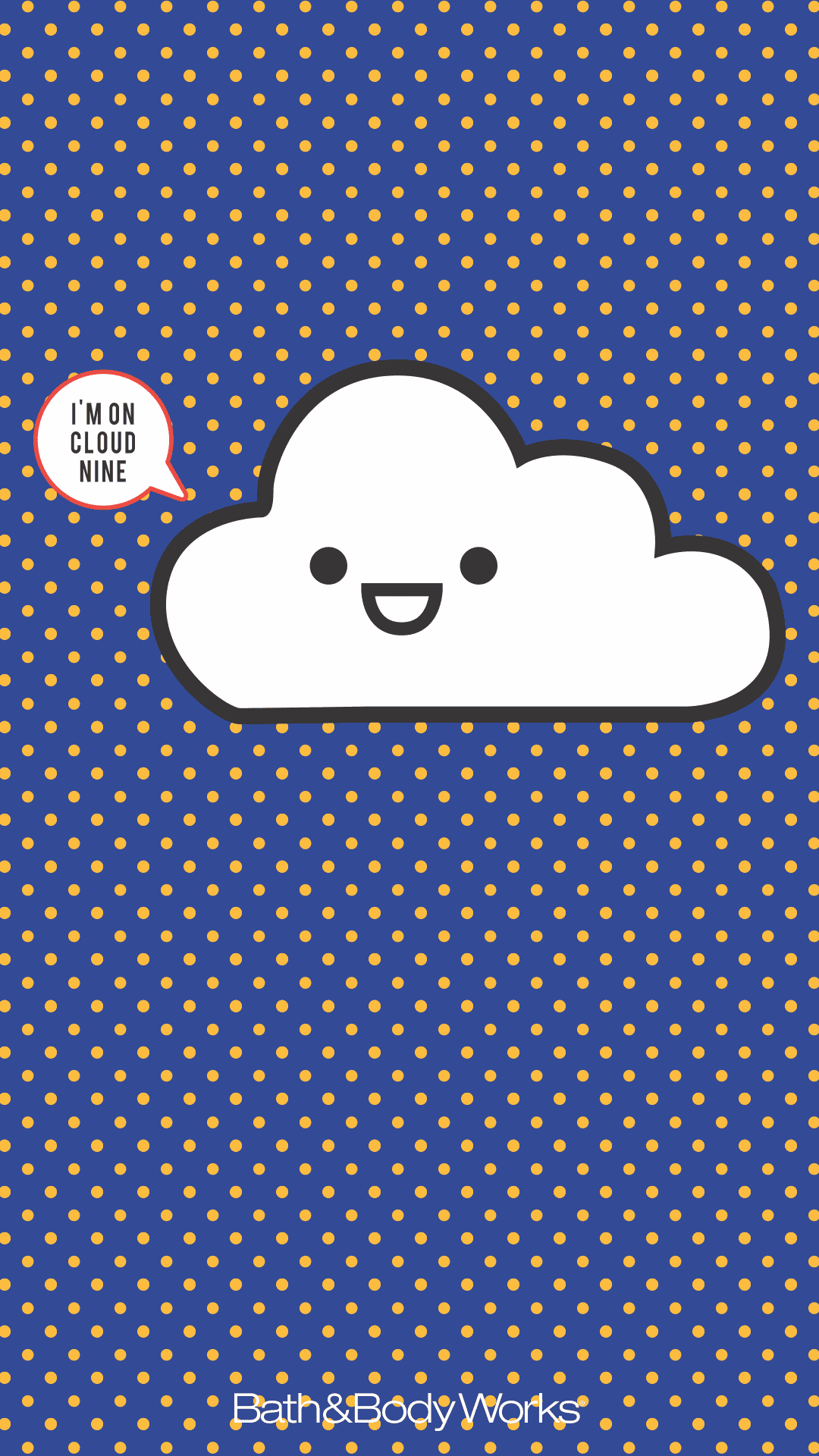 I M On Cloud Nine Wallpaper With Images Cute Wallpapers