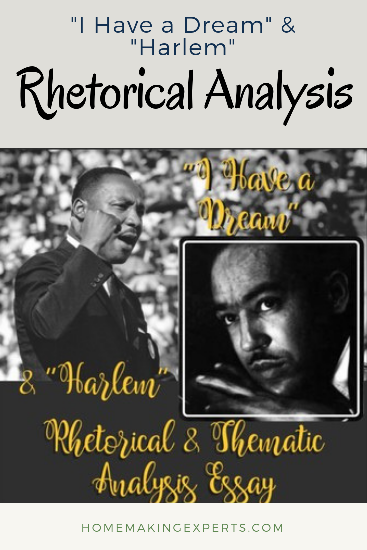 Examples Of Thesis Statements For Essays This Short Essay Asks Students To Study Martin Luther King Jrs I Have A  Dream Speech And Langston Hughes Harlem Poem The Essay Asks Students  To  Best English Essay also Thesis Statement For An Argumentative Essay Harlem And I Have A Dream Essay  Ap English Literature Materials  How To Write An Essay Thesis