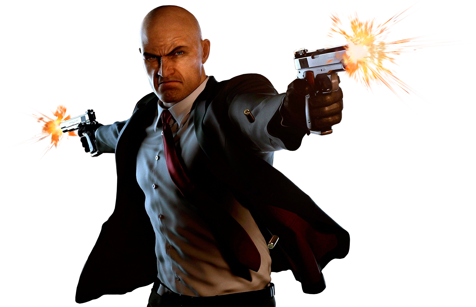 Had To Get One More Of 47 Hitman Poses Agent 47