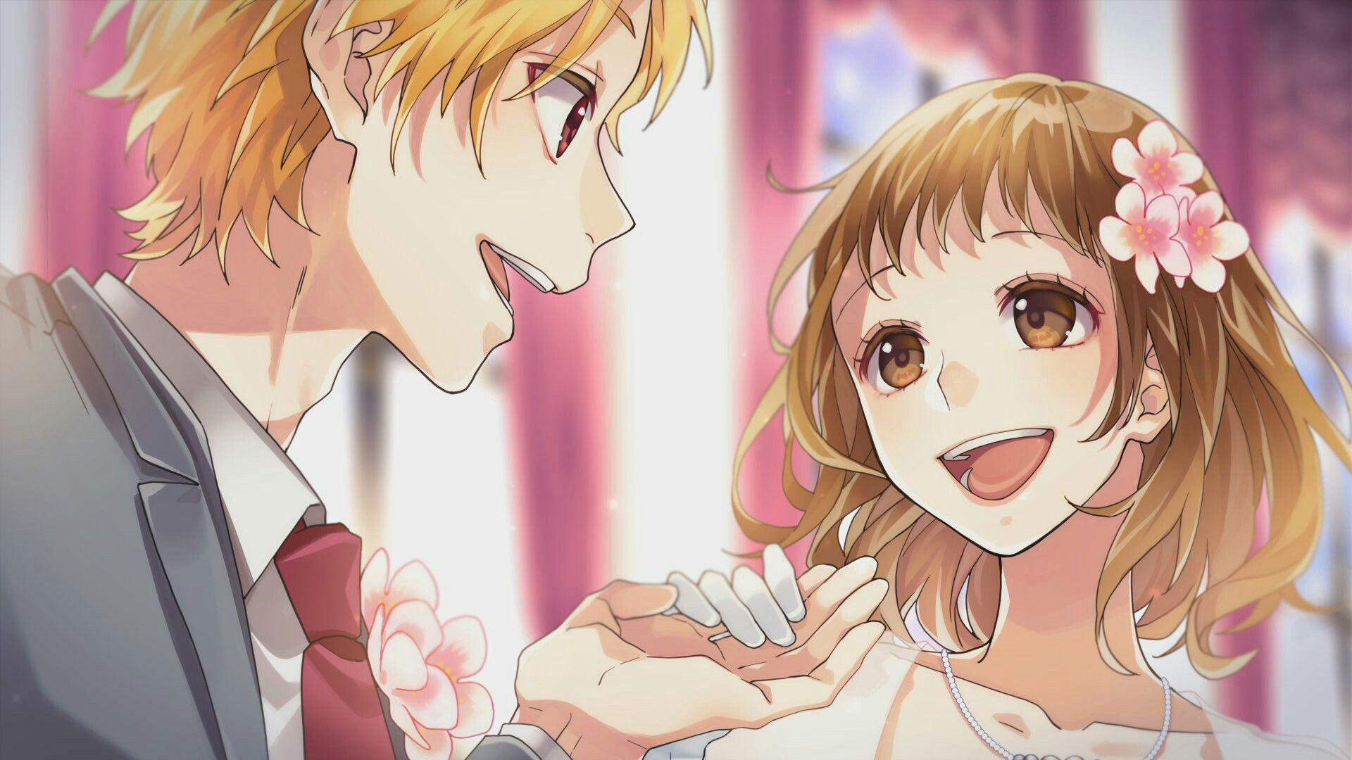 HoneyWorks Anime romance, Arte de anime, Películas de anime
