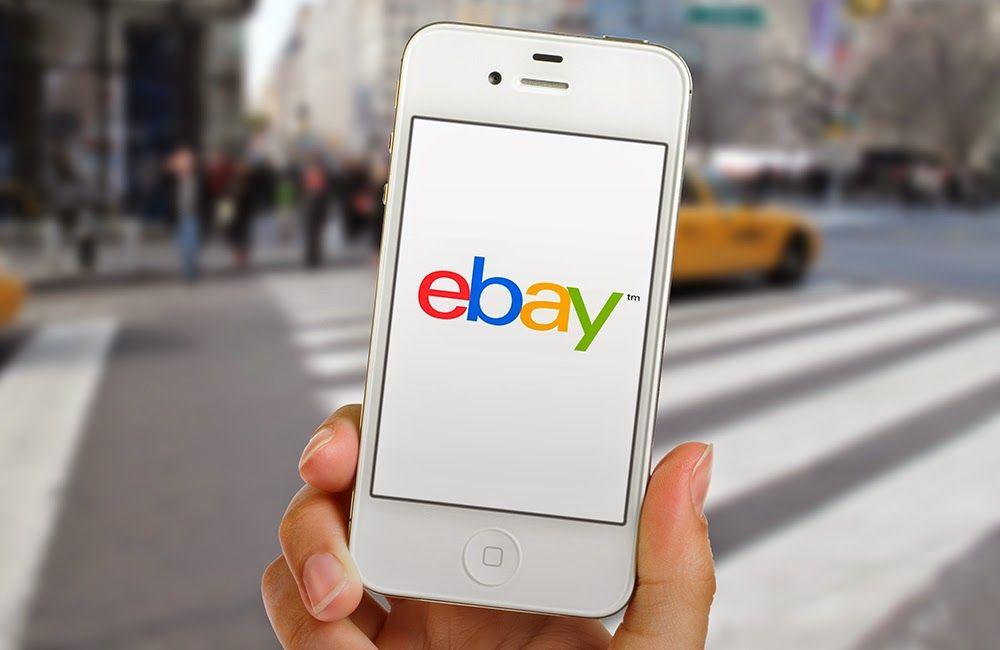 New ebay logo graphic design blog sell your stuff