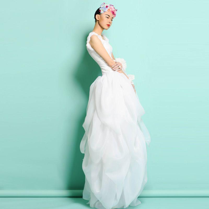 023433 #AOLALA #Wedding kate middleton wedding dress wedding dress ...