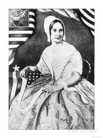 Betsy Ross For A Long Time No One Knew Then Her Grandson Told A Story Unremembered