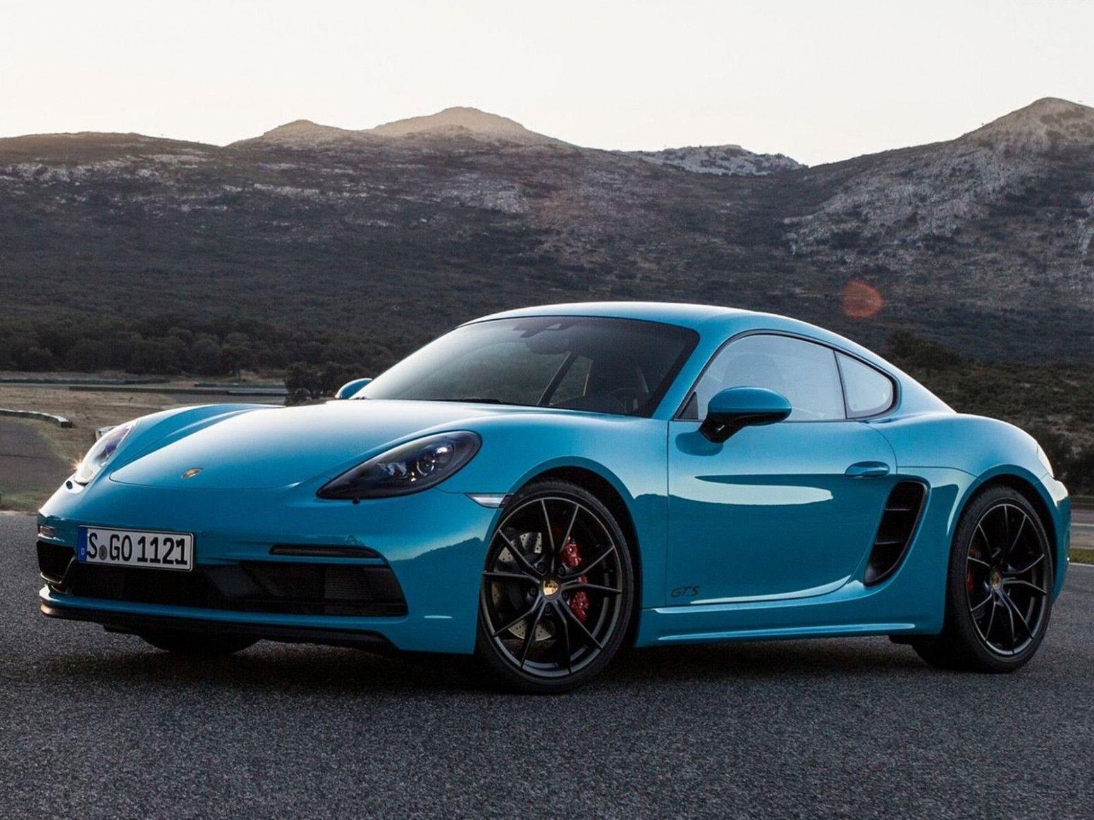 2021 The Porsche 718 Release Date