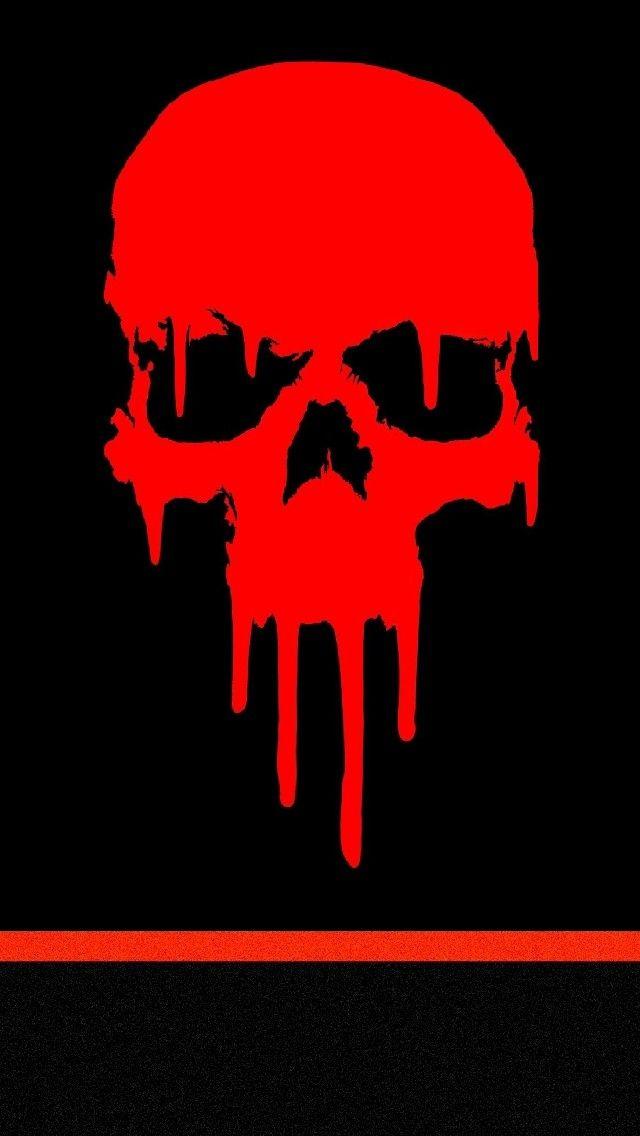 2e400b4a51b7a JMC-Red Skull Samsung Wallpaper | Samsung Wallpaper